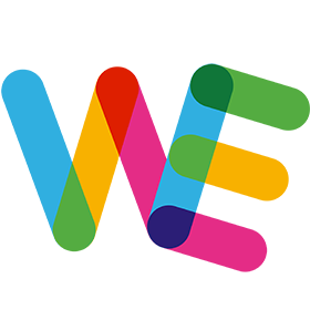 wecolor masks logo