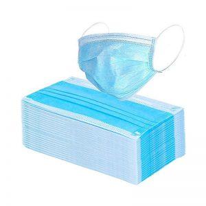 wecolor blue masks 100