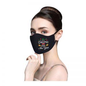 wecolor christmas mask