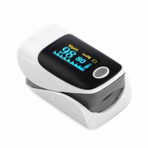 wecolor oled pulse oximeter