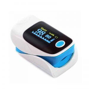 wecolor blue oximeter